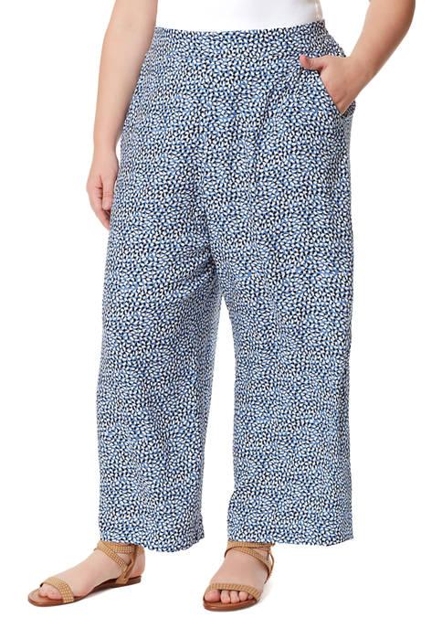 Jessica Simpson Plus Size Julie Soft Pants