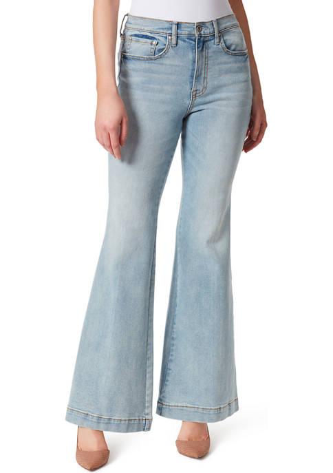 Jessica Simpson True Love Wide Leg Trouser Jeans