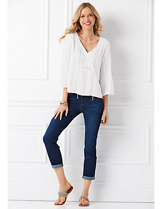 9ca0115e19068 Jessica Simpson Forever Rolled Skinny Jean | belk
