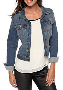 Pixie Denim Jacket
