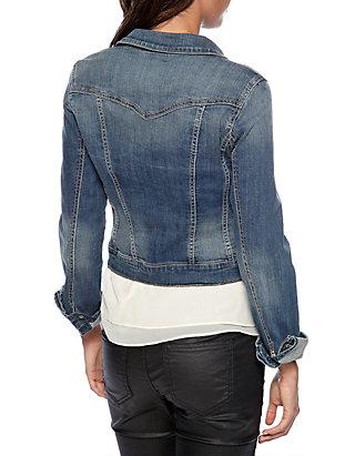 8c24ace72 Pixie Denim Jacket