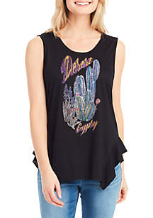 Desert Gypsy Screen Print Tank