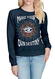 Kelara Graphic Destiny Sweatshirt
