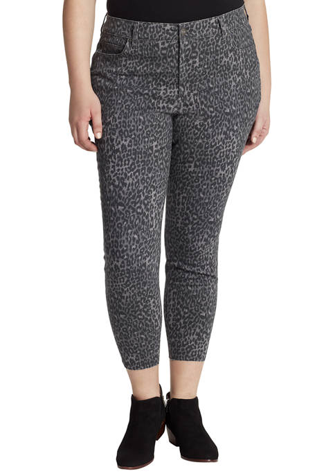 Jessica Simpson Curvy Adored High Rise Skinny Jeans