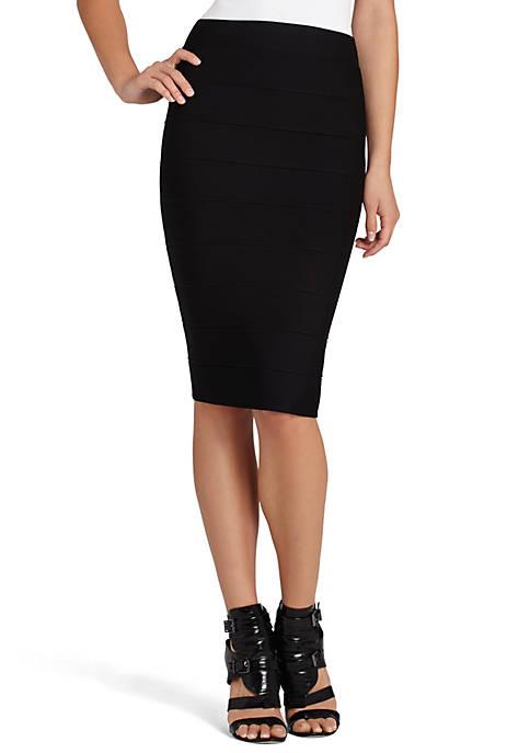Leger Pencil Skirt