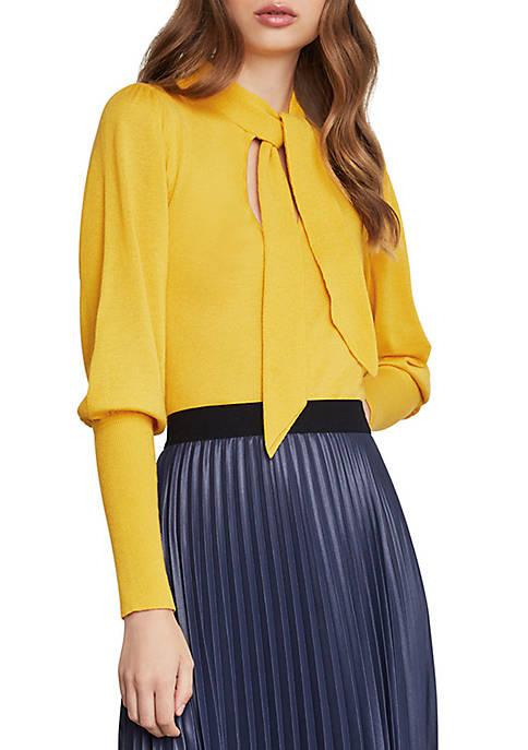 BCBGMAXAZRIA Juliette Sleeve Sweater