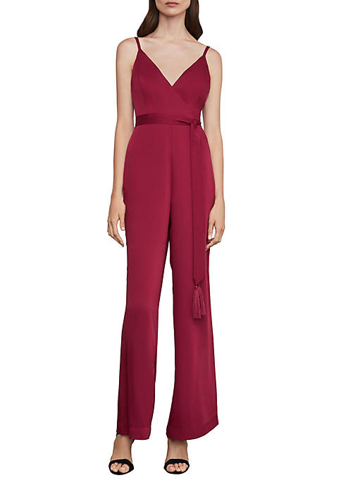 BCBGMAXAZRIA Evening Long Woven Jumpsuit