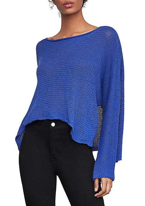 Roll Sleeve Sweater