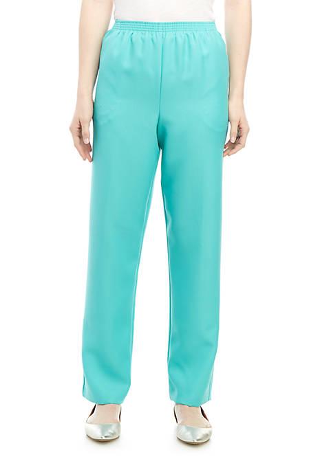Classic Color Pants