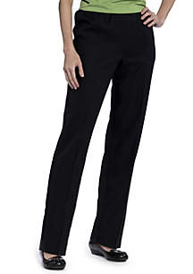 Plus Size Classic Pull On Pant (Average & Short)