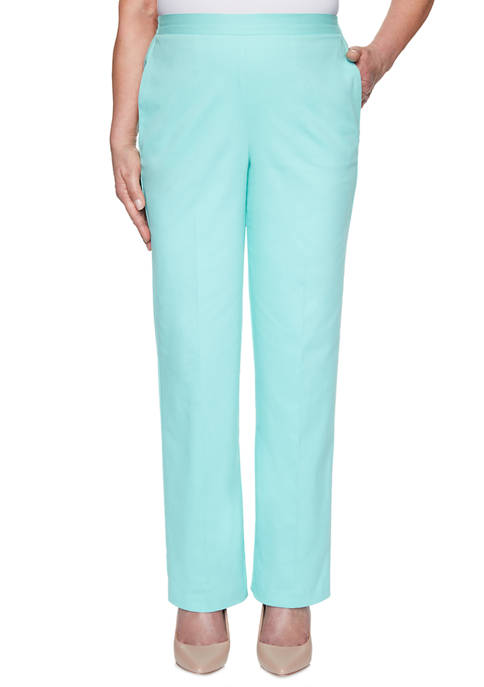 Womens Proportioned Medium Pants