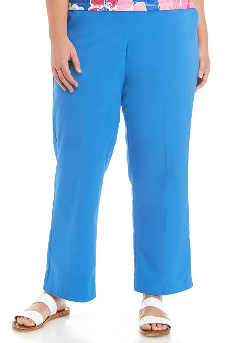 Alfred Dunner Plus Size Sea You There Proportioned