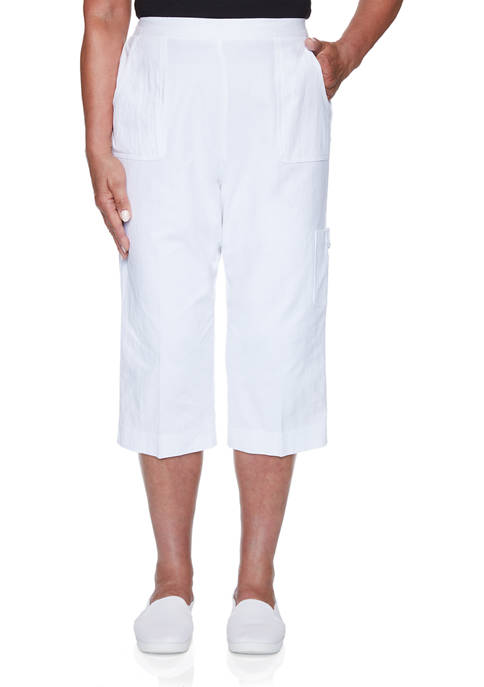 Womens Island Hopping Classic Fit Capris