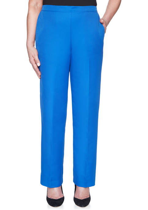 Alfred Dunner Womens Look On The Brightside Proportioned