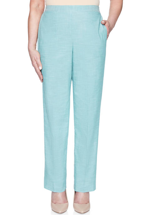 Petite Desert Oasis Proportioned Medium Pants