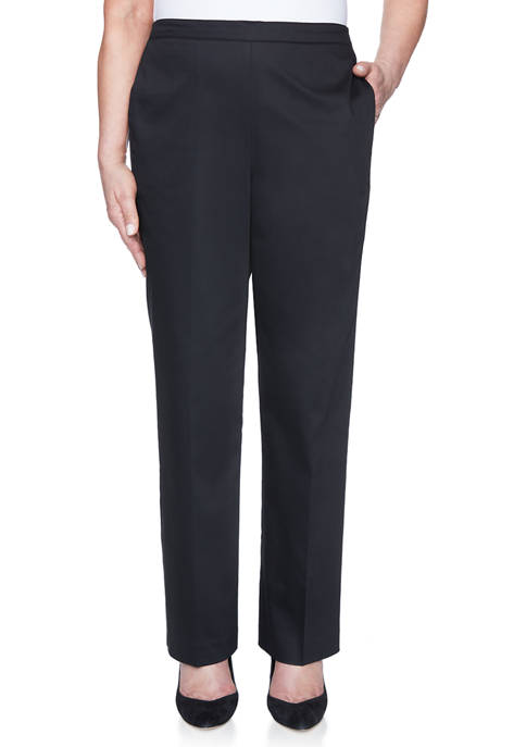 Alfred Dunner Zanzibar Proportioned Medium Pants