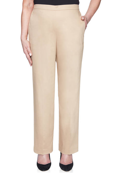 Alfred Dunner Zanzibar Proportioned Medium Pants