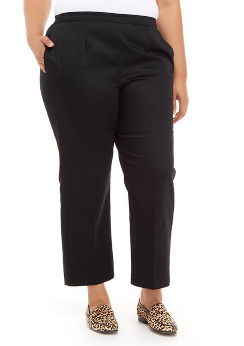 Plus Size Proportioned Pants- Short