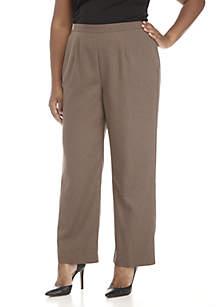 Plus Size Proportion Medium Pants