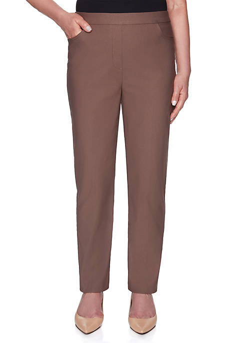 Alfred Dunner Petite Allure Medium Pants