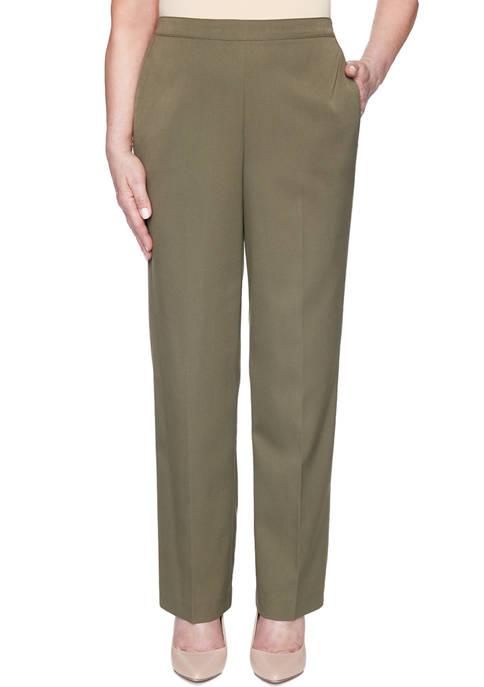 Petite Colorado Springs Proportion Pants- Average