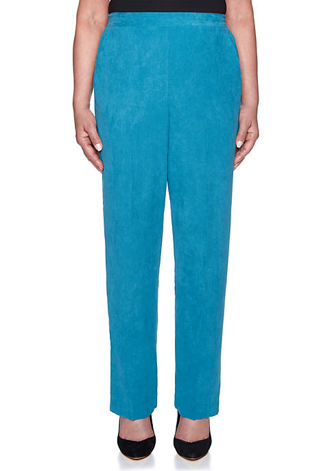Alfred Dunner Victoria Falls Proportioned Medium Pants