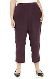 Plus Size Victoria Falls Proportioned Medium Pants