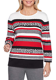 Sutton Place Biadere Sweater