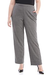 Plus Size Proportioned Medium Pants