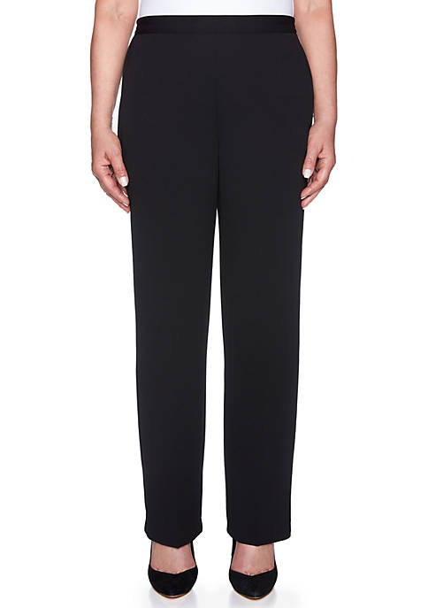 Alfred Dunner Shining Moments Proportioned Short Pant