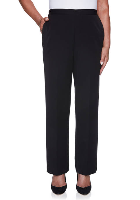 Petite Catwalk Twill Pants - Short