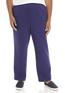 Plus Size Comfortable Situation Pants