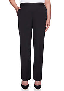 Petite Finishing Touch Proportioned Short Pant