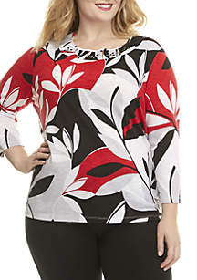 0e6abdad8e3 Clearance  Alfred Dunner Plus Size Clothing