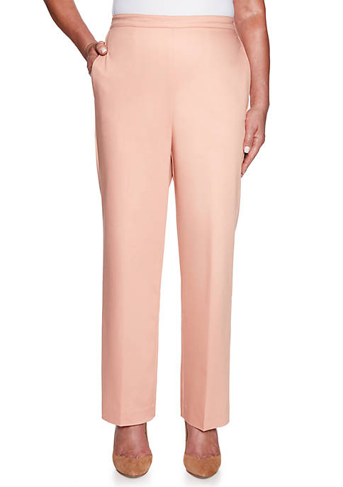 Alfred Dunner Good To Go Proportion Short Pants