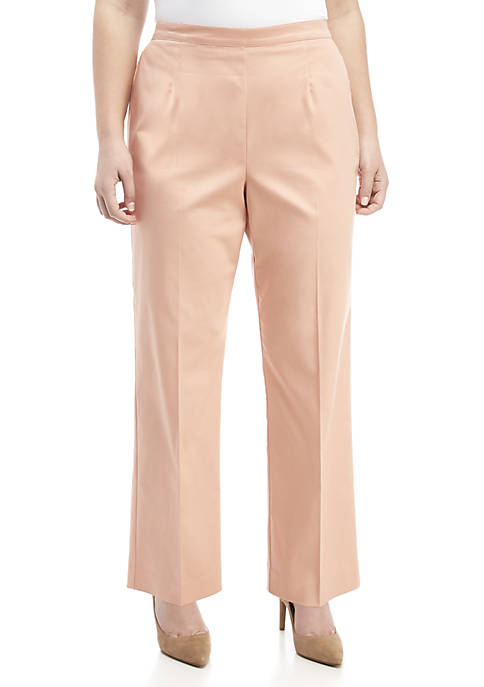 Alfred Dunner Plus Size Good to Go Proportioned