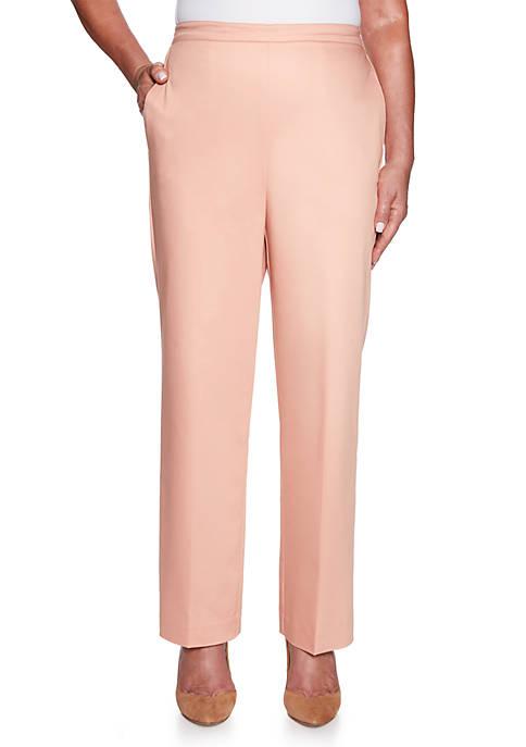 Petite Good To Go Proportion Medium Pants