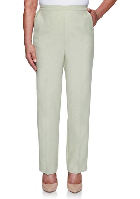 Womens Springtime in Paris Proportioned Medium Pants