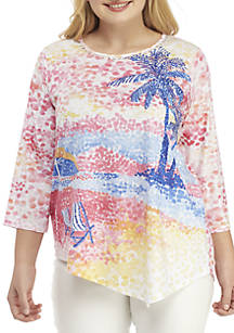 6bd5c9dd56d Alfred Dunner. Alfred Dunner Plus Size Palm Coast ...