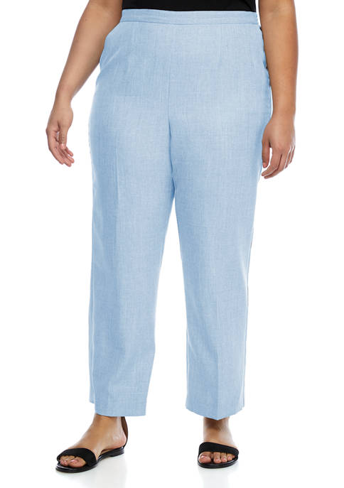 Plus Size Medium Proportioned Pants