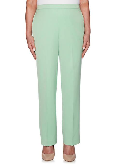Alfred Dunner Cote DAzure Proportioned Short Pants