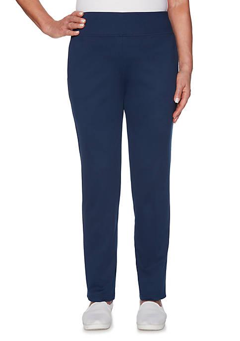 Alfred Dunner Cote DAzure Proportion Medium Pants