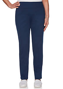 Alfred Dunner Petite Proportion Medium Pants