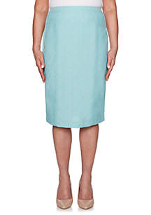 Alfred Dunner Trouser Skirt