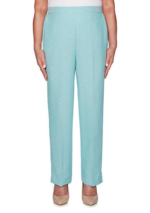 Petite Versailles Proportioned Pants