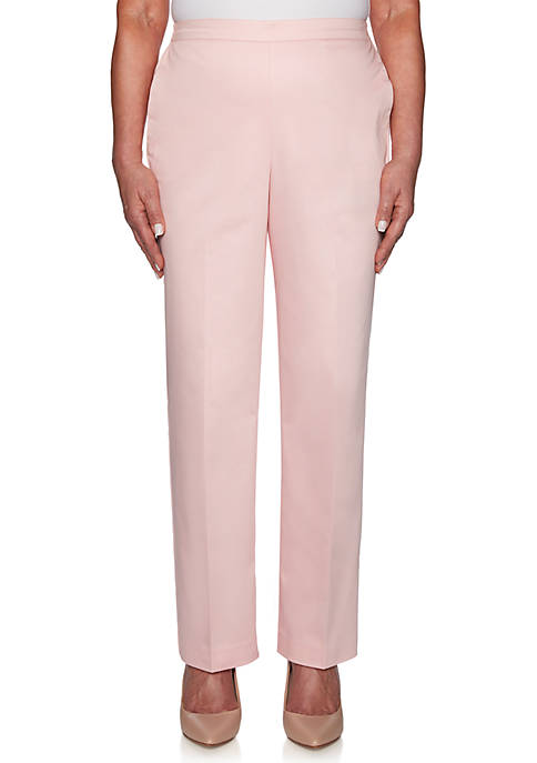 Alfred Dunner Society Page Proportion Short Pants