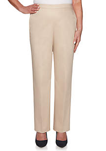 Alfred Dunner Society Page Proportion Medium Pants