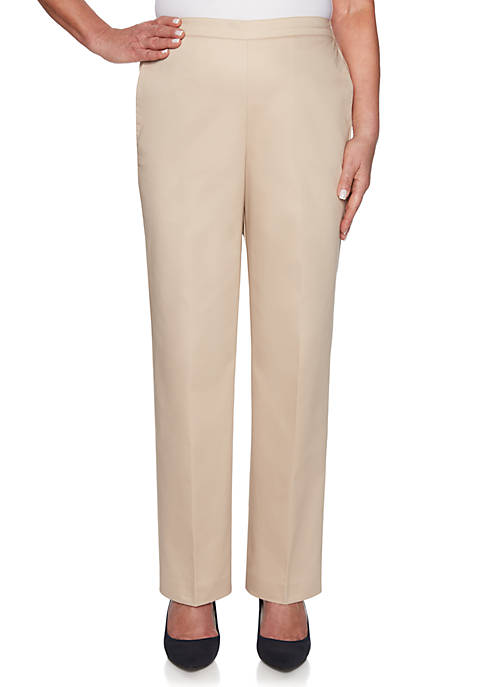 Petite Society Page Proportion Medium Pants