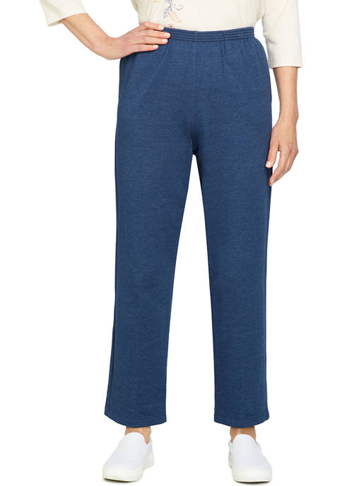 Alfred Dunner Womens Relax & Enjoy Proportioned Medium