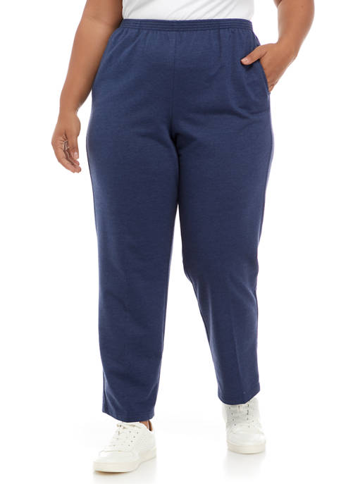 Alfred Dunner Plus Size Relax & Enjoy Proportion